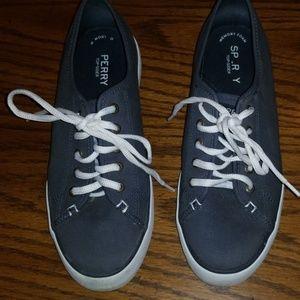 Sperry Topsider Memory Foam Shoes Sz8M